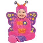 FLUTTERBY BUTTERFLY GIRLS BABY TODDLER COSTUME